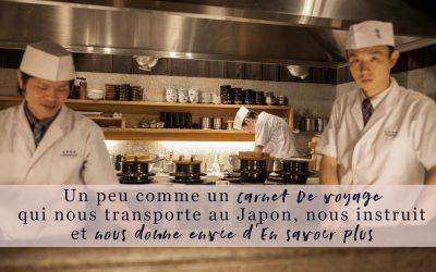 Livre : les recettes de mes amis japonais
